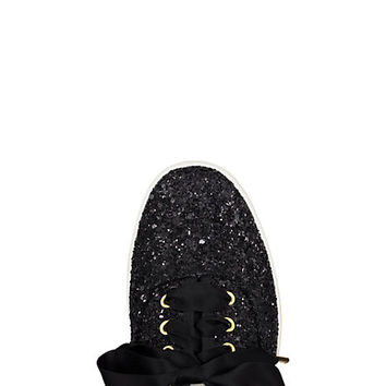 keds for kate spade new york glitter sneakers