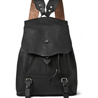 Bill Amberg - Hunter Grained-Leather Backpack | MR PORTER