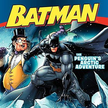 The Penguin's Arctic Adventure Batman Classic