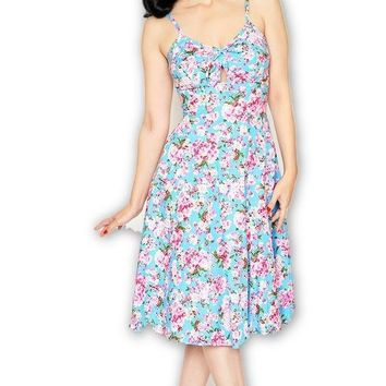 Bullet Dress in Cherry Blossom XS (ONLY 1 left)
