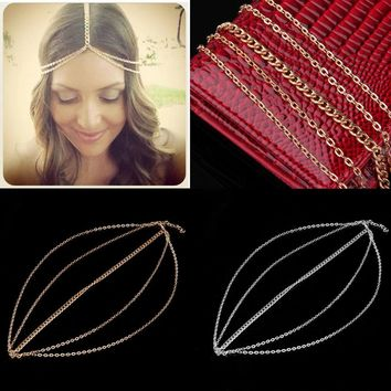 Bohemian Chain Headwear Jewelry