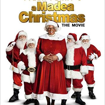 Tyler Perry & Larry The Cable Guy - TYLER PERRY'S A MADEA CHRISTMAS