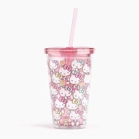 Hello Kitty 15oz Acrylic Tumbler: Pastels