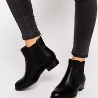 New Look Wide Fit Binx Ankle Boots