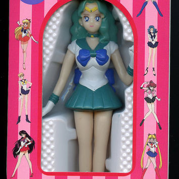Anime SAILOR MOON S Romantic Heroine Figure Bandai JAPAN Vintage new in unopened box Hard to Find Free Shipping
