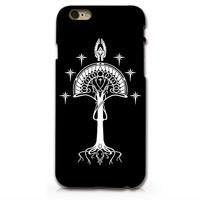 Lord Of Gondor Clear Transparent Plastic Phone Case for Iphone 6 6s_ SUPERTRAMPshop (iphone 6)