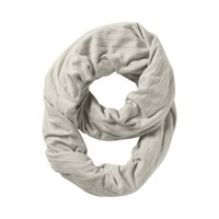 Nike Burnout Jersey Infinity Scarf - Base Grey