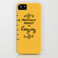 practically perfect in everyway iPhone & iPod Case by studiomarshallarts