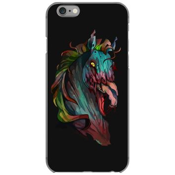 zombie horse new iPhone 6/6s Case
