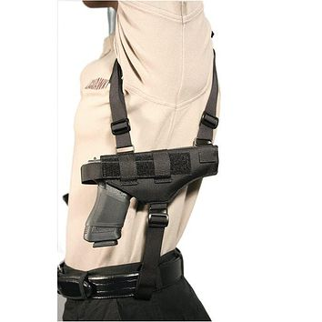 DISCONTINUED Nylon Ambidextrous Shoulder Holster