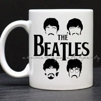 AJG 459 The Beatles Head Logo