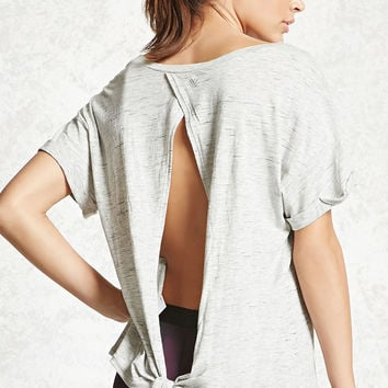 Active Tied-Back Tee