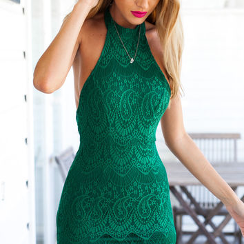 Apocalypse Dreams Dress (green)