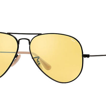 Ray-Ban AVIATOR EVOLVE Black, RB3025 | Ray-Ban® USA