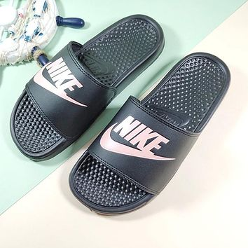 Trendsetter NIKE Women Casual Slipper Sandal Shoes