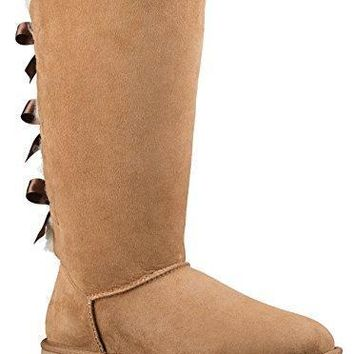 UGG Womens Bailey Bow Tall II