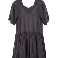 Jessica Faulkner Black Amelie Dress