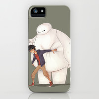 Big friend iPhone & iPod Case by Galaxyspeaking