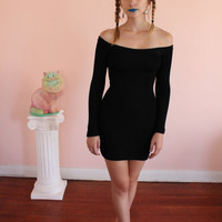 Betsey Johnson 80s Punk Bandage Dress