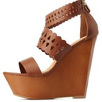 Dollhouse Laser Cut-Out & Scalloped Wedges