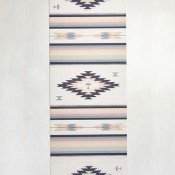 Boho Rise With the Asana Yoga Mat by ModCloth