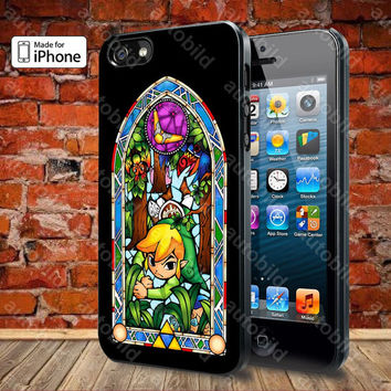 The Legend Of Zelda 05 Case For iPhone 5, 5S, 5C, 4, 4S and Samsung Galaxy S3, S4