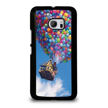UP BALOON HOUSE  HTC One M10 Case Cover