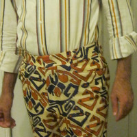 Crazy Disco Pants Men / 70s Men Pants / Geek Chic / Halloween Nerd / Hipster Men