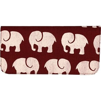 Elephant Long Wallet