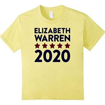 Elizabeths Warrens 2020 Funny Tshirt