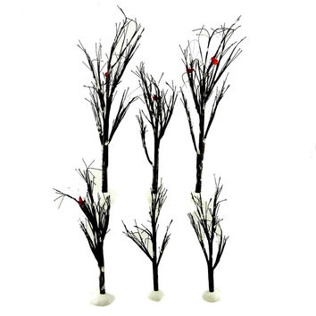 Department 56 Accessory BARED BRANCH TREE Christmas General Village 52623