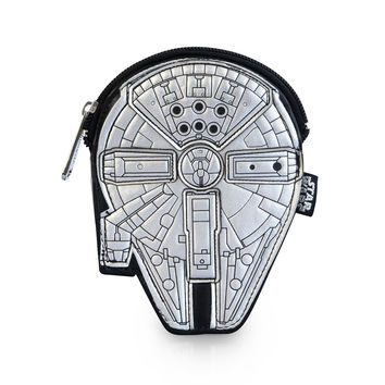 Star Wars Loungefly Millennium Falcon Coin Bag