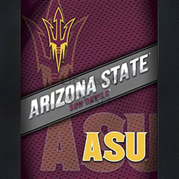 Arizona State | 3D Art | By PFF | Framed | 3-D | Lenticular Artwork | NCAA Licensed
