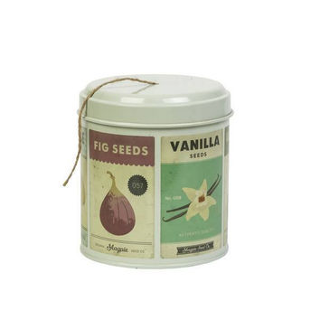 Roots & Shoots String Tin