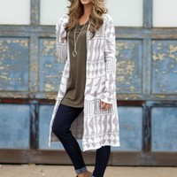 Fit To Be Fabulous Cardigan | Monday Dress Boutique