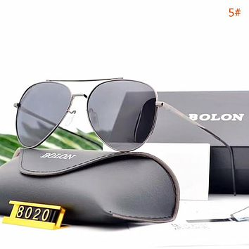 BOLON New Fashion  More Color Polarized Business Casual Sunscreen Glasses Eyeglasses Men