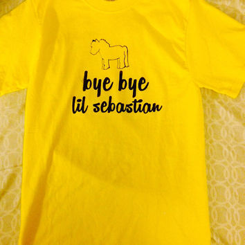Lil Sebastian Leslie Knope Parks and Recreation Tshirt