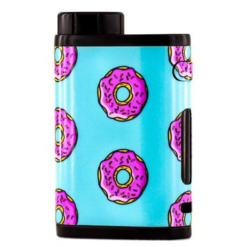 PIMP MY VAPE - Custom Protective Vinyl Decal for ecig (e-cigarette) ISTICK PICO 75W Cover - Best quality skin - Second life to your box mod, wrap and enjoy + BONUS STICKER (Donut)