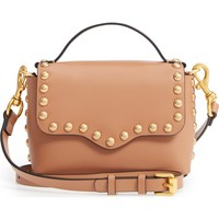 Rebecca Minkoff Blythe Small Studded Leather Crossbody Bag | Nordstrom