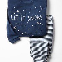 Festive Snow Sleep Set