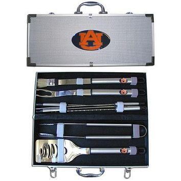 Auburn Tigers Tailgate & Party BBQ Set