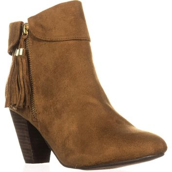 Report Moriah Anke Boots, Tan, 5 US