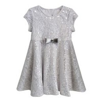 Marmellata Sequin Dress - Girls 12m-6y