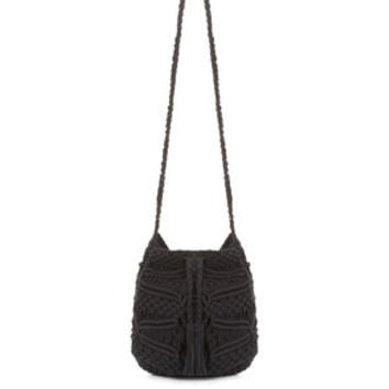 Bucket Bag in Black - BCBGeneration