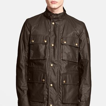 Men's Belstaff 'Trialmaster 2015' Waxed Cotton Jacket