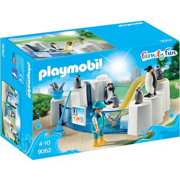 Playmobil 9062 Penguin Enclosure