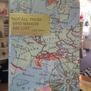 Not All Those Who Wander Are Lost Journal
