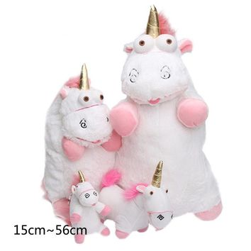 Unicorn Plush Toy Soft Stuffed toys 56cm 40cm 18cm Licorne Fluffy Unicorn Juguetes Animal Dolls