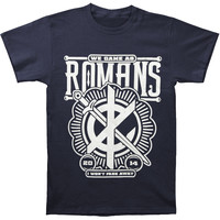 We Came As Romans Men's  Won't Fade Away T-shirt Navy Rockabilia