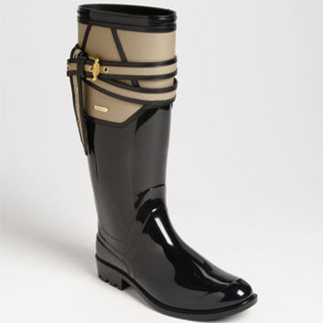 Burberry 'Willesden' Rain Boot (Women) | Nordstrom